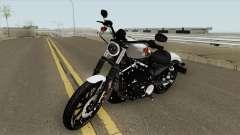 Harley-Davidson XL883N Sportster Iron 883 V2 for GTA San Andreas