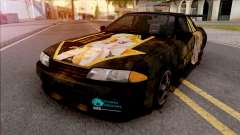 Nissan Skyline GT-R R32 Itasha Juliet Persia for GTA San Andreas