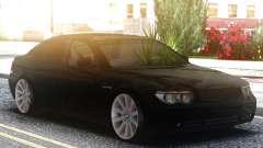 BMW 750i Black for GTA San Andreas