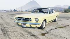 Ford Mustang Fastback for GTA 5
