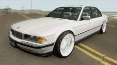 BMW 750i E38 (2Pac Style) 1996 for GTA San Andreas