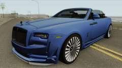 Rolls-Royce Dawn Onyx Concept 2016 IVF for GTA San Andreas
