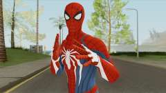 Spider-Man Advanced Suit (PS4) for GTA San Andreas