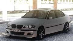 BMW E46 330D for GTA San Andreas