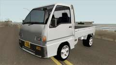 Subaru Sambar Truck 1992 for GTA San Andreas
