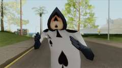 Card Of Spades (Alice In Wonder Land) for GTA San Andreas