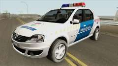 Dacia Logan Magyar Rendorseg for GTA San Andreas