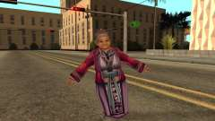 Flying Grandmother With Degenerative Disc Diseas for GTA San Andreas