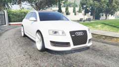 Audi RS 6 Avant (C6) 2008 for GTA 5