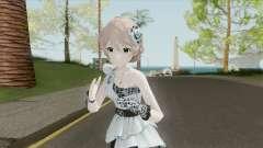 Kaori Sakuramori 4Luxury V1 for GTA San Andreas