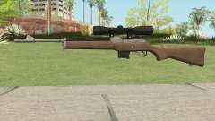 Hunting Rifle HQ (L4D2) for GTA San Andreas