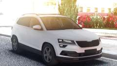 Skoda Karoq Without numbers for GTA San Andreas