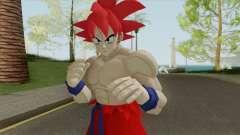 Goku Red for GTA San Andreas