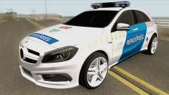 Mercedes A45 AMG Magyar Rendorseg for GTA San Andreas