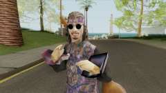 Hippie Skin V1 for GTA San Andreas