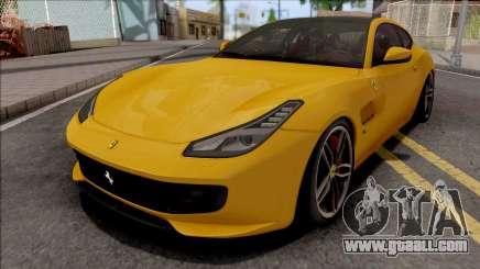 Ferrari GTC4Lusso v1 for GTA San Andreas