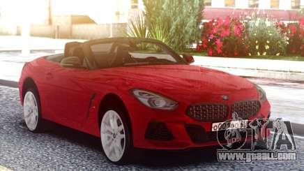 BMW Z4 M40i G29 19 Cabrio for GTA San Andreas