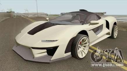 Progen Emerus GTA V for GTA San Andreas