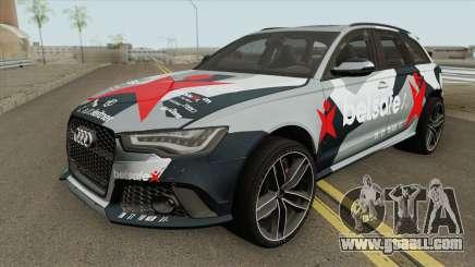 Audi RS 6 Avant 2015 for GTA San Andreas