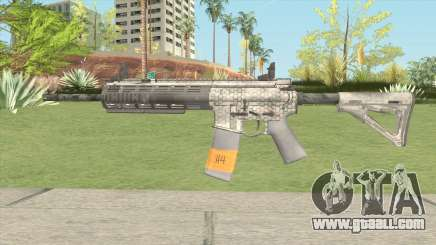 Hazmat P416 (Tom Clancy The Division) for GTA San Andreas