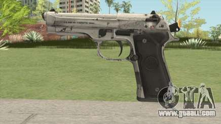 Sharp Beretta 92 FS for GTA San Andreas