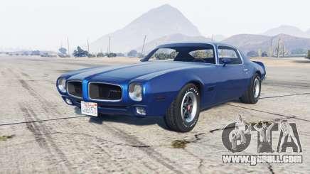Pontiac Firebird 1970 for GTA 5