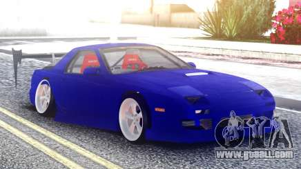 Nissan Silvia S13 RPS13 1989-1998 for GTA San Andreas
