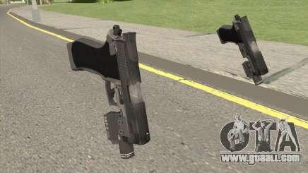 P220 HQ (L4D2) for GTA San Andreas