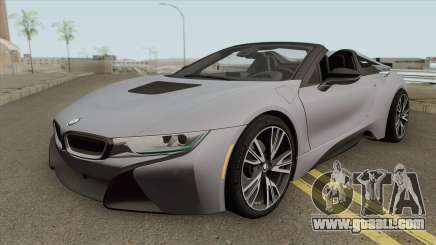 BMW i8 Roadster 2019 for GTA San Andreas