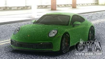 Porsche 911 992 for GTA San Andreas