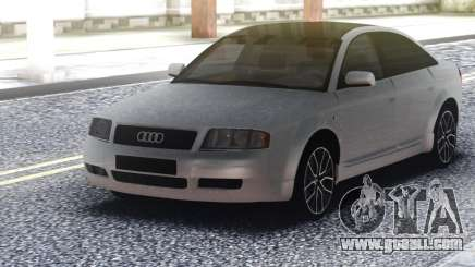 Audi A6 C5 Stock for GTA San Andreas