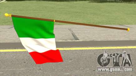 Italian Flag for GTA San Andreas