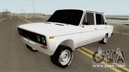 VAZ 2106 AZE (Xuliqan Style) for GTA San Andreas