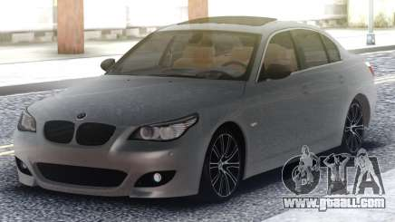 BMW E60 530i for GTA San Andreas