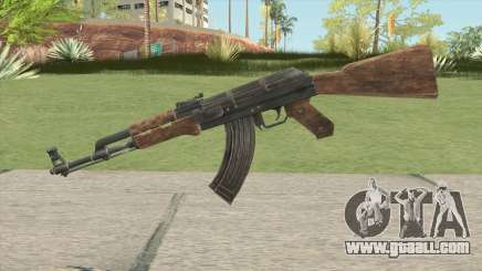 COD: MW1 AK-47 (Default) for GTA San Andreas