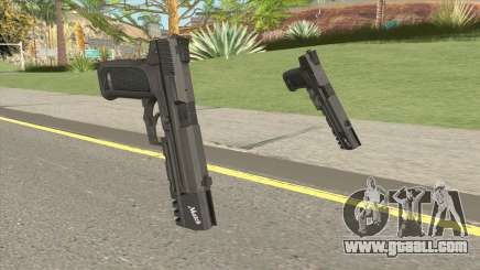 USP Match Pistol (Insurgency Expansion) for GTA San Andreas
