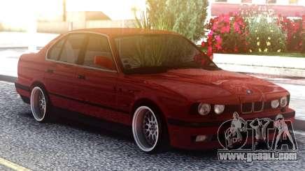 BMW M5 E34 Original for GTA San Andreas