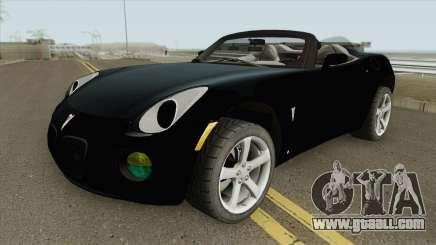 Pontiac Solistice GXP for GTA San Andreas