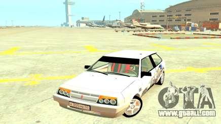 VAZ 2108 Pro Sport for GTA 4