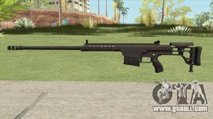 Battlefield 3 M98B for GTA San Andreas
