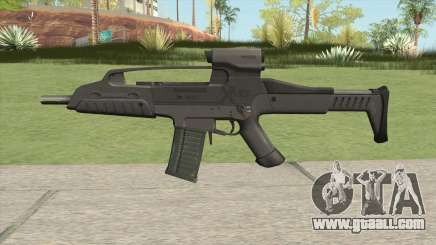 XM8 Compact (Insurgency Expansion) for GTA San Andreas