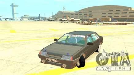 VAZ 21099 stock Version for GTA 4