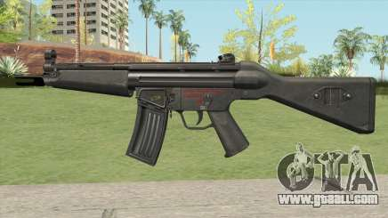 HK53 (Insurgency Expansion) for GTA San Andreas