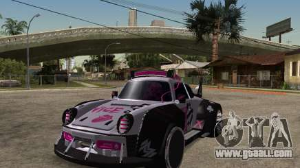 Porsche 911 Anime Edition for GTA San Andreas