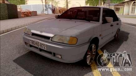 VAZ 21015 Aze Style for GTA San Andreas