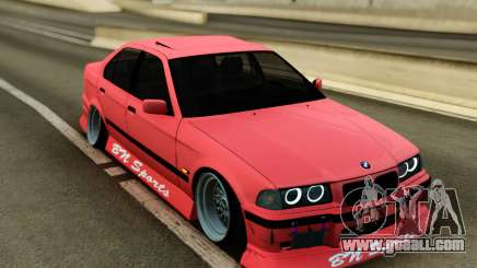 BMW M3 E36 BN-Sport for GTA San Andreas