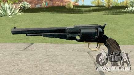 Remington Model 1858 for GTA San Andreas