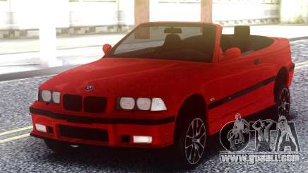 BMW M3 E36 Cabrio Coupe for GTA San Andreas