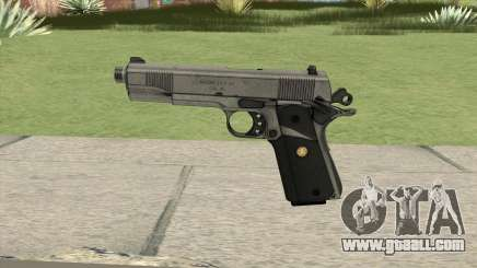 Colt M45 for GTA San Andreas