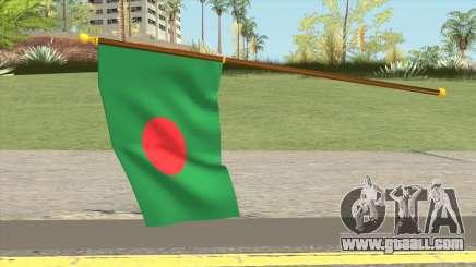 Bangladesh Flag Mod for GTA San Andreas
